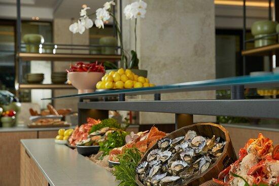 Citrique Seafood Buffet