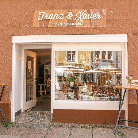 Außenansicht Franz & Xaver Füssen