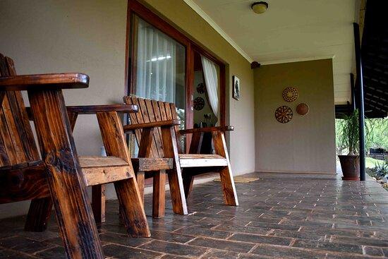 Chalet porch