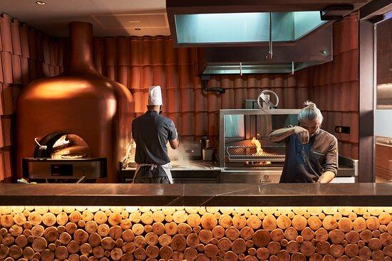 Alphorn Restaurant - Open Kitchen