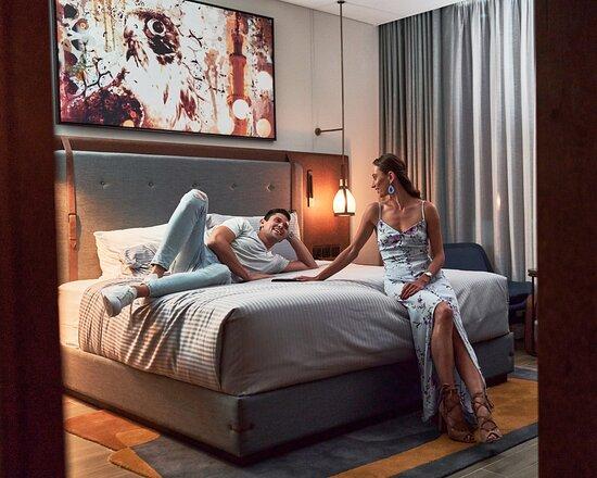 Revier Suite - Bedroom