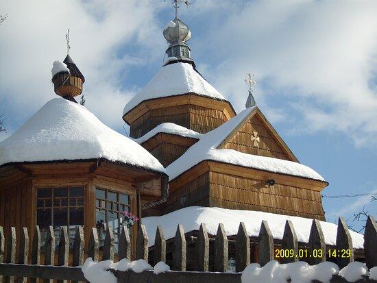 Церква Різдва Пресвятої Богородиці