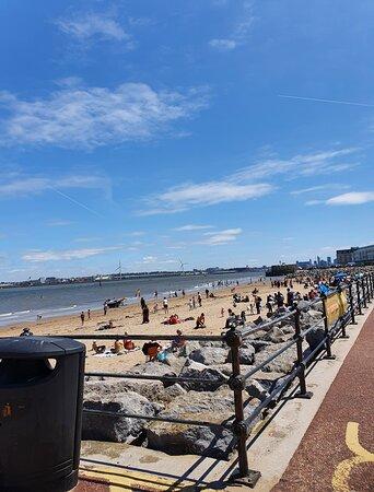 Busy beach ⛱