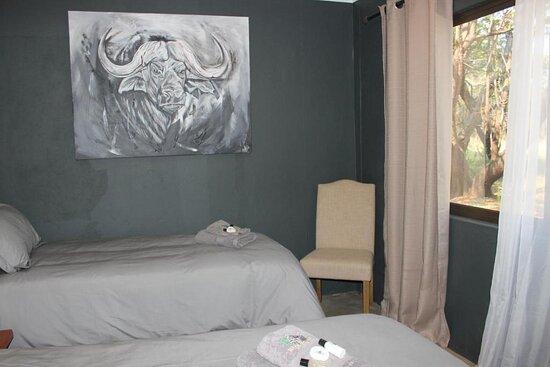 Blouwildebees Uitsig bedroom