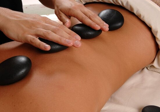 ENERGY STONE MASSAGE  Rebalancing of energy physically, emotionally and mentally with our energy stone treatment starting from your base to crown chakra. The Stones are aligned on the key points of your body followed by a signature massage.