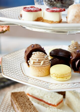 Afternoon Tea at The Lounge