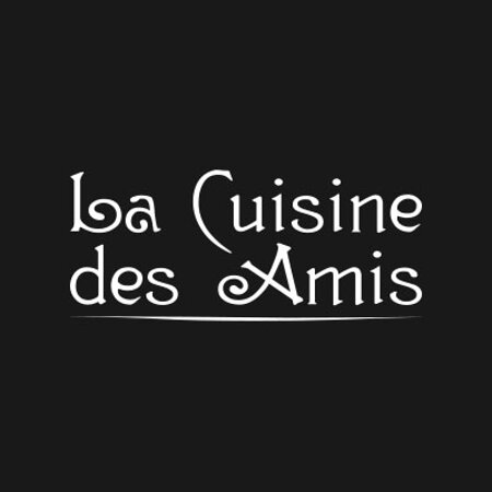 Logo restaurant La Cuisine des Amis