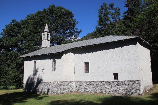 Chapelle N.D. de Liesse, village de Séez (Randonnée)