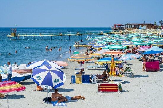 Durazzo, Albania: Durres Beach,Albania