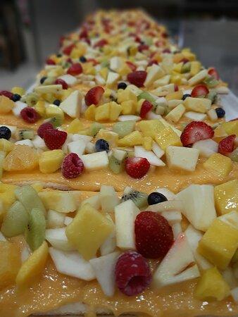 Banda de frutas