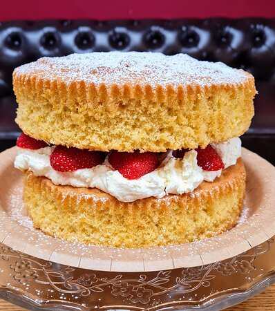 Celebrating a special occasion and prefer homemade to store bought? Our lovely chef Emma can bake you a cake (of your choice) with just a few days notice.
