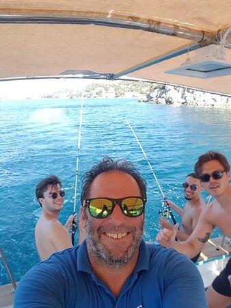 Selfie from Tasos