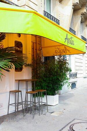 La Pizza d'Anita – pizzeria restaurant italien avec terrasse - pizza à emporter - porte de Saint Cloud Paris 16 (5)