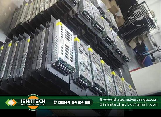Mirpur, Bangladesch: The Best High-Quality LED Power Supply Brand & Use Power Supply Signage with Power Supply Moving Display... Please Website Check...👇👇👇 https://ishatechadvertisingbd.com/.../ishat.../power-supply/ ►Contact us for more information: Cell: 01844 - 542 499, 01844 - 542 498 ►Visit our Sent: E-mail: ishatech.advertising@gmail.com E-mail: info@ishatechadvertisingbd.com