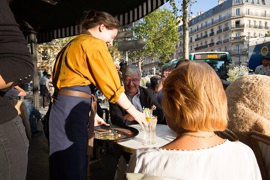 Restaurant Luxembourg - restaurant paris 6 - restaurant odéon - restaurant 75006 - saint michel restaurant - restaurant jardin du Luxembourg  (64)