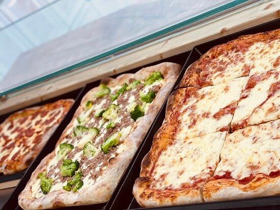Home Made  Italian Pizza!