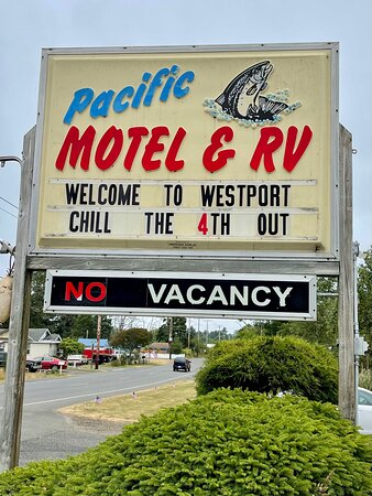 4th of July at Pacific Motel and RV
