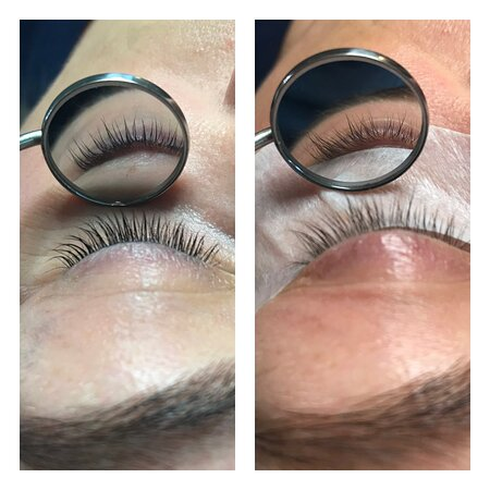 Lashfiller -  lash lamination treatment