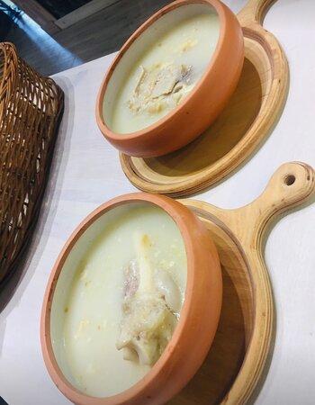 Армянское блюдо—Хаш