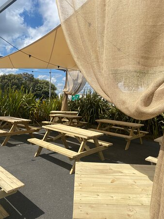Introducing our NEW Outdoor Seating!