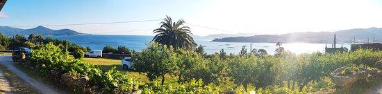 Vista desde el porche/terraza