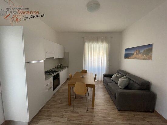 Cucina Appartamento Scirocco