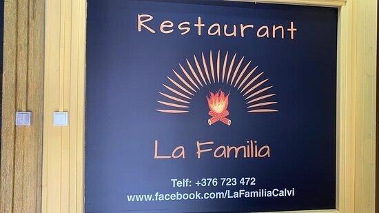 أندورا: Restaurant La Familia au Pas De La Case