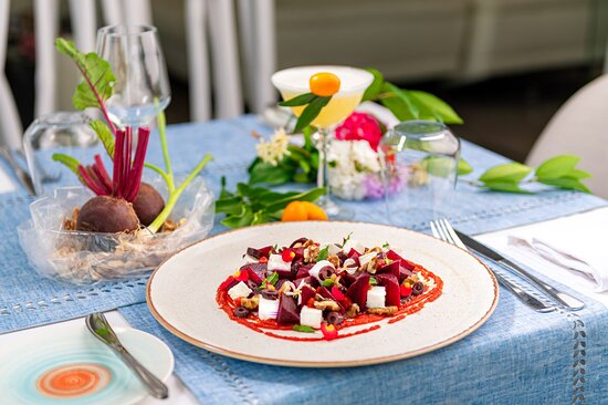 Modern Greek Dining Special Main Courses