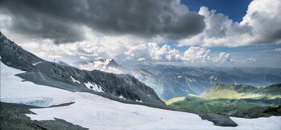 La Plagne - Glacier. © Olivier Allamand