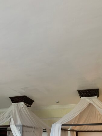 Ceiling white paint