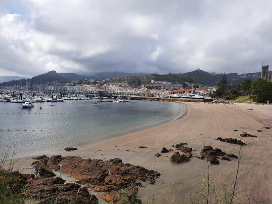 Praia e o Porto