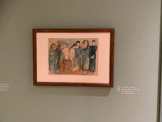 From «An Angel's Kiss», Skagen Museum