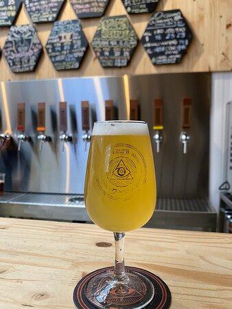 Excelentes cervejas e lugar muito agradável ! Atendimento acolherdo