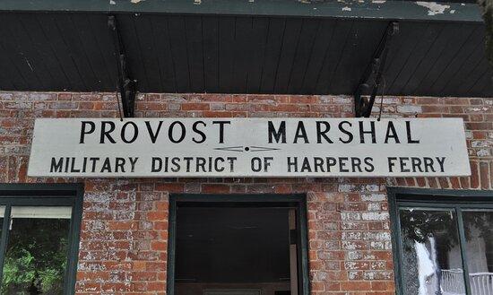 Provost Marshal