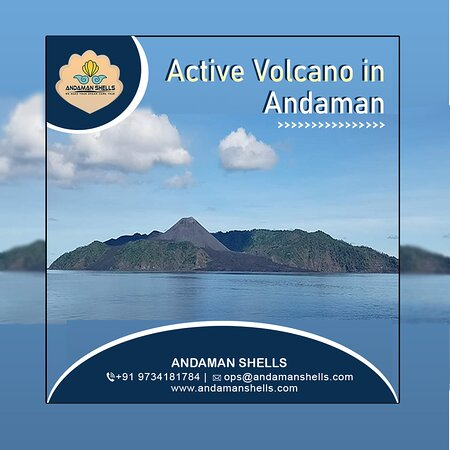 Andaman and Nicobar Islands, India: Barren Island is an island located in the Andaman Sea. It is the only confirmed active volcano in the Indian subcontinent, and the only active volcano along a chain of volcanoes from Sumatra to Myanmar.  . . . #volcano #nature #travel #landscape #photography #travelphotography #volcan #mountains #naturephotography #hiking #adventure #mountain #travelgram #indonesia #landscapephotography #photooftheday #lava #etna #ig #geology #sicilia #sicily #sunset #trekking #wanderlust #guatemala #volcanoes #