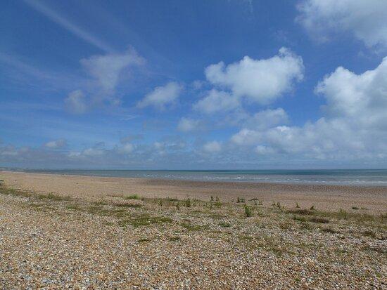 Beach looking towards Camber Sands