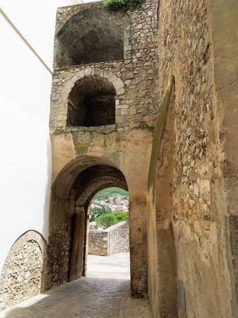 Porta Sant'Antonio: lato interno