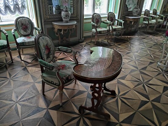 Интерьеры дворца