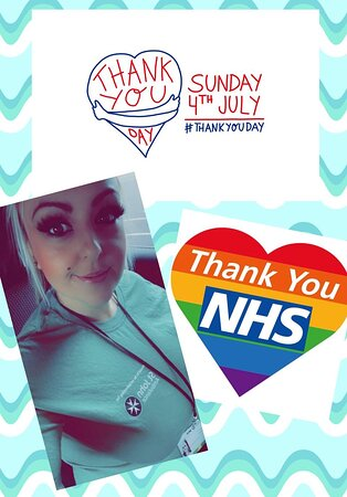 🥰 Cheers for Volunteers - National Thank You Day 🥰  From a General Manager that has worked/working alongside St John Ambulance in the Vaccination Units, people have willingly given up their time for free to help whether it be in the units, check in and chat calls, helping with shopping and getting medicine.. your hours given have helped thousands of people 💚  We all have different people to thank, from family members to key workers, good neighbours to volunteers.