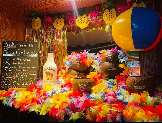 🍍 🎶 If you like Pina Colada and getting caught in the rain 🎶 🍍  We do not apologise for that being stuck in your head all day 😝  🍍 National Pina Colada Day 🍍  🥥 We're serving up Pina Coladas 9th-11th July! 🥥  Want 20% off your food? All you have to do is sing this very song to us on the 10th July and we will pop the discount on your bill!  We all need a little more fun and laughter after the year we've all had 😃  #WeAreMarstons #PinaColada #summervibes #Cocktail
