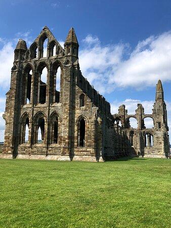 Whitby Abbey July 2021