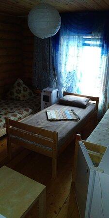 Sol-Iletsk, Russia: Люкс кондиционер, телевизор, умывальник, шкаф, туалет, душ.кабина, спальные места, холодильник.
