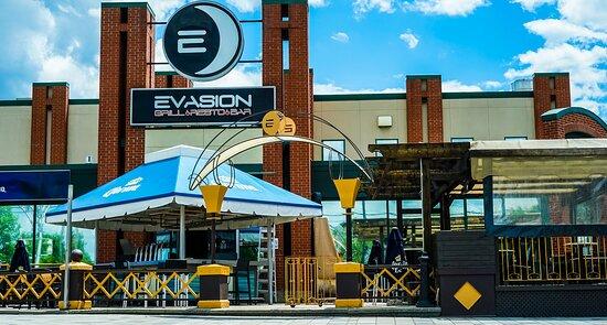 Le Complexe Évasion LA place où aller à Victoriaville.