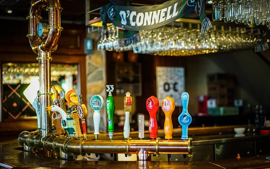 O'Connell pub irlandais