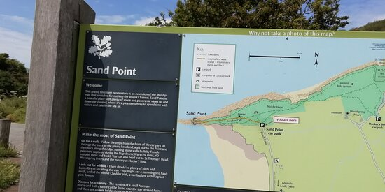 Map of Sand Point