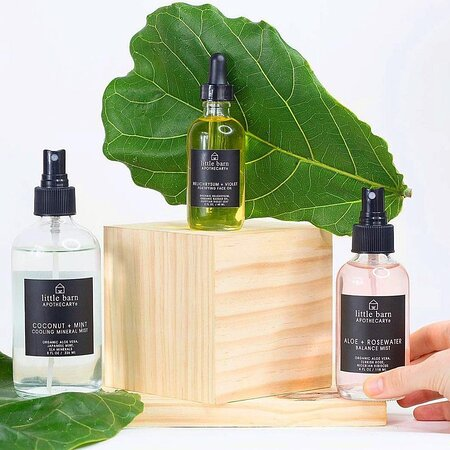 All natural chemical free skincare can be found at Mother's Natchez.