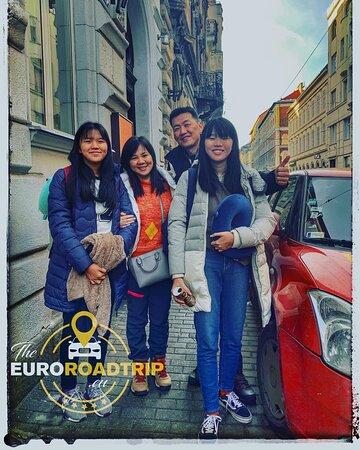 Praga, República Checa: With TheEuroRoadTrip.eu