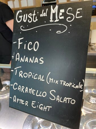 Pico Gelateria, Via Vittorio Locchi 19d Roma