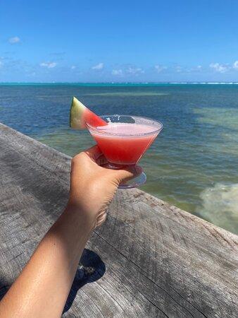 Watermelon Martini 😋
