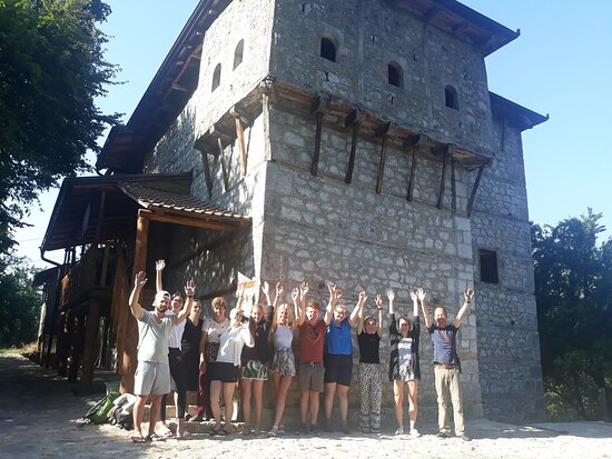 Me and my family feel very proud to have been the first to open a guesthouse in the region of Bulqiza and welcome people around the world!